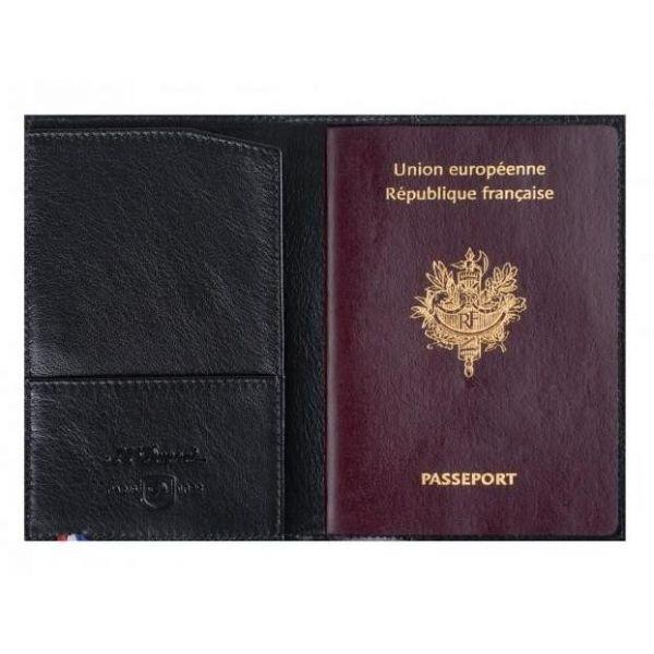 Обложка для паспорта S.T.Dupont коллекции Contraste 180312