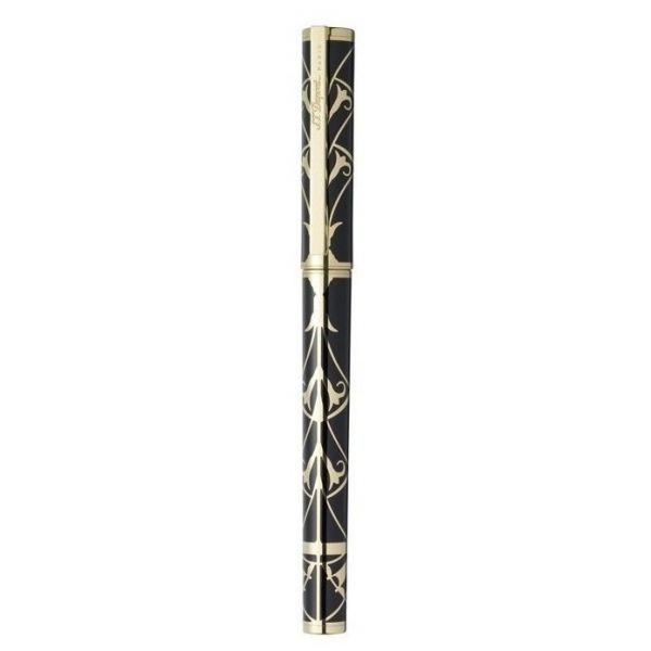"""Перьевая ручка S.T.Dupont коллекции """"AMERICAN ART DECO"""" 141015"""
