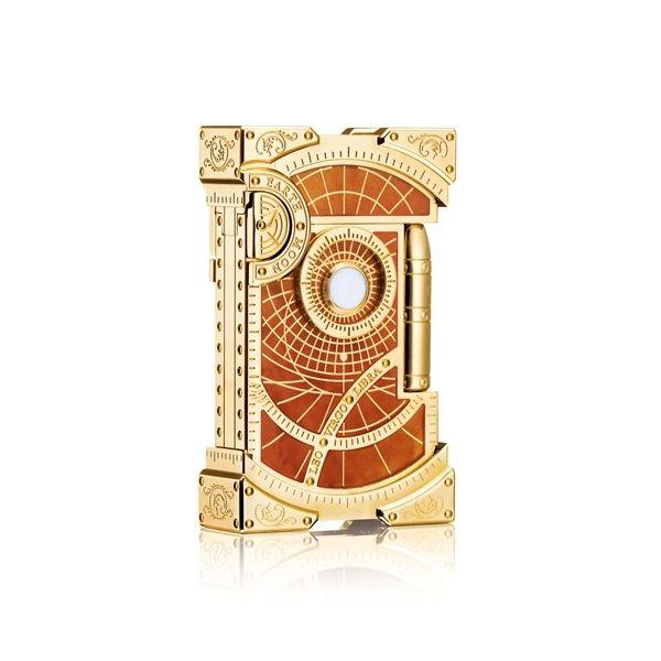 Зажигалка S.T.Dupon коллекции SHOOT THE MOON PRESTIGE /1865