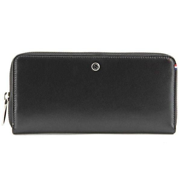 Бумажник на молнии S.T.Dupont коллекцииLine Elysee c RFID защитой 180044