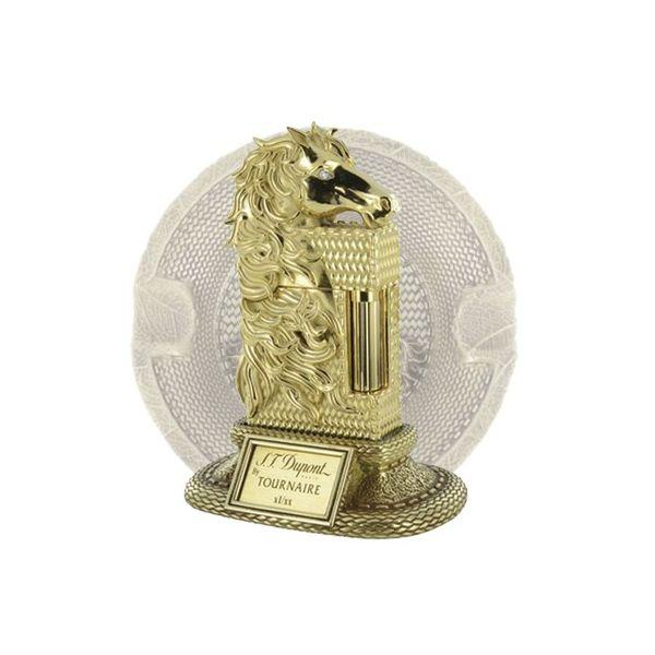 Зажигалка+пепельница S.T.Dupon коллекции Horse 16177