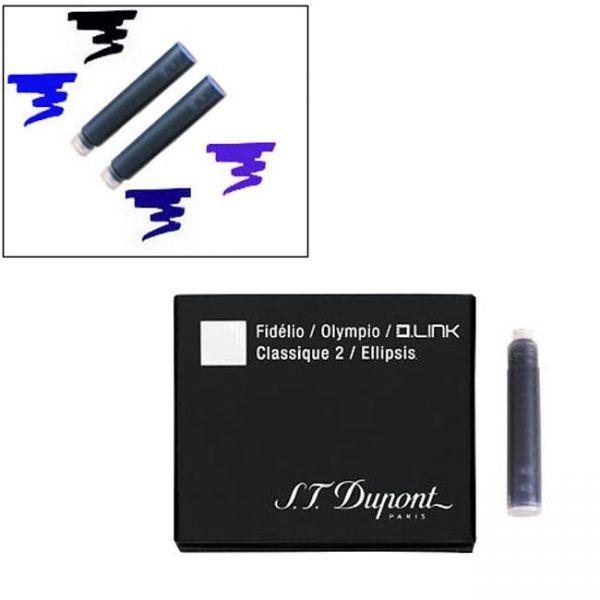 Чернила черные S.T.Dupont 40110