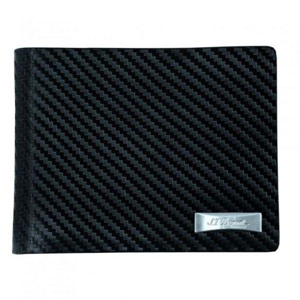 Бумажник S.T.Dupont коллекции Défi Carbon 170001
