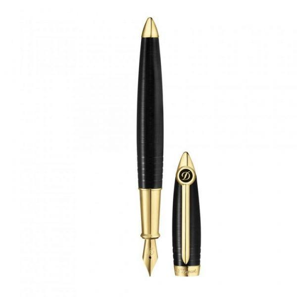 Ручка перьевая S.T.Dupont коллекции Streamline-R