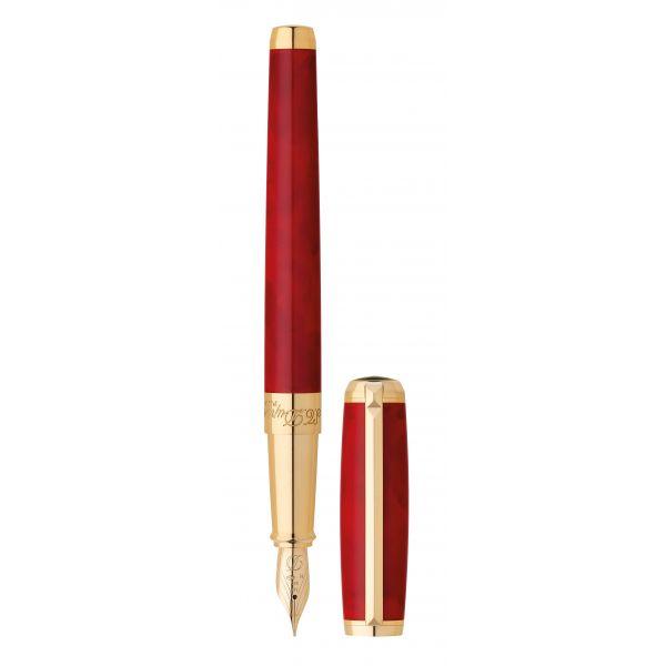 Перьевая ручка S.T.Dupont коллекции ATELIER 1953