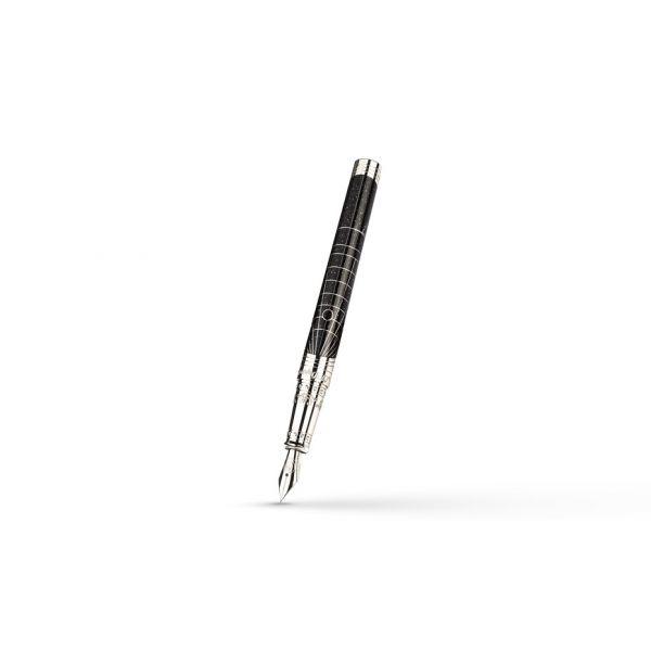 Ручка роллер S.T.Dupon коллекции SHOOT THE MOON Premium /1865
