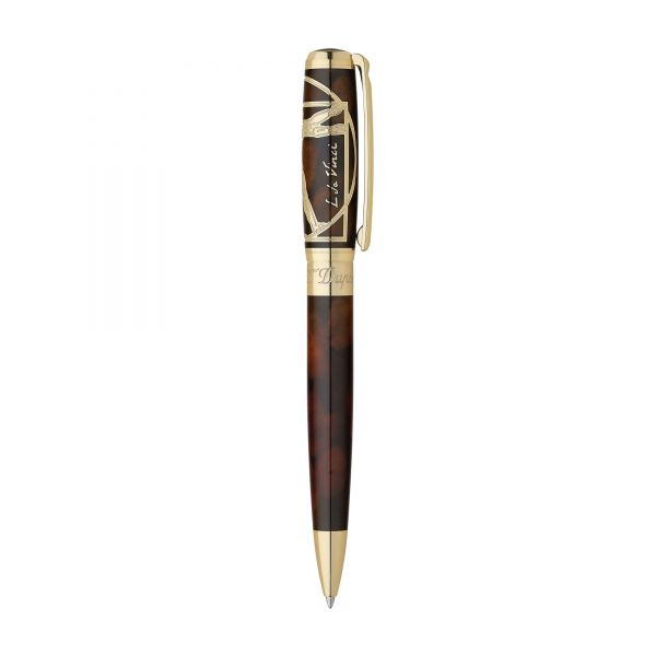 Ручка шариковая S.T.Dupon коллекции VITRUVIAN MAN PRESTIGE 415037