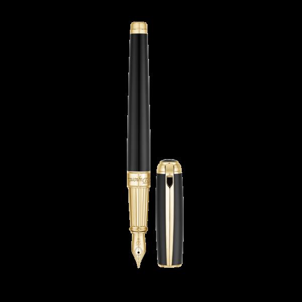 Перьевая ручка S.T.Dupont коллекции Line D 410101L