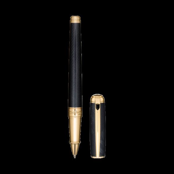 Ручка роллер S.T.Dupont коллекции James Bond 007 412048
