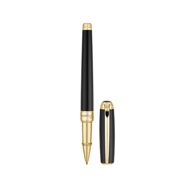 Ручка роллер S.T.Dupont коллекции Line D 412101M