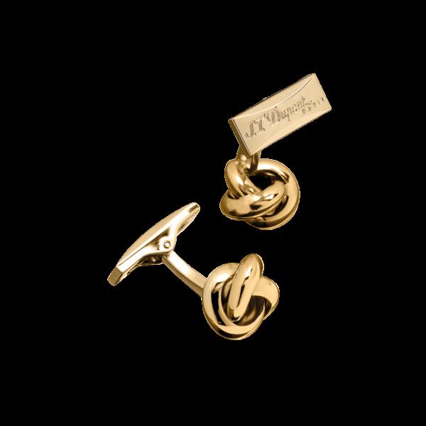 Запонки в форме клубков S.T.Dupont артикул 5613