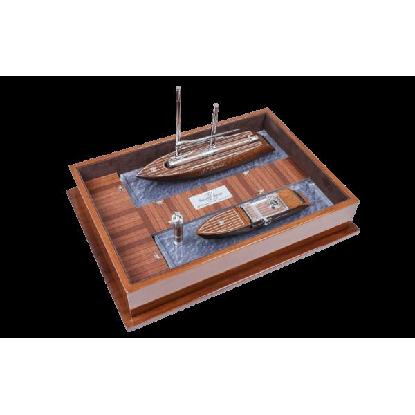 Набор S.T.Dupon коллекции Seven Seas Premium C4SEVENSEAS