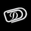 Зажим для банкнот S.T.Dupont 3005