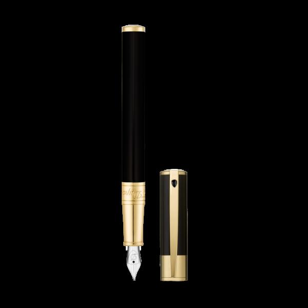 Перьевая ручка S.T.Dupont коллекции D-Initial 260205