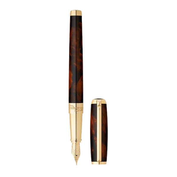 Перьевая ручка S.T.Dupont коллекции ATELIER 410699