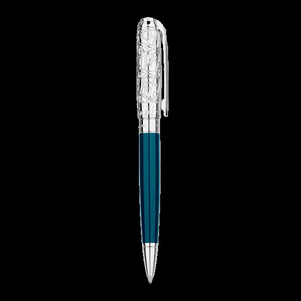 Ручка шариковая S.T.Dupont коллекции NEW LINE D PARIS 415114M