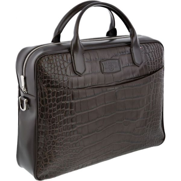 Сумка для документов S.T.Dupont коллекции Croco Dandy 181163